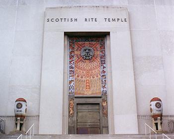 Scottish Rite Temple on 16th Street